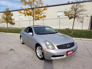 Used 2004 Infiniti G35 for sale in Toronto, ON