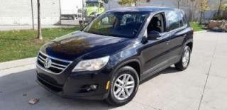 Used 2009 Volkswagen Tiguan for sale in Toronto, ON