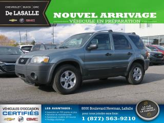 Used 2005 Ford Escape XLT AWD XLT AWD for sale in Lasalle, QC