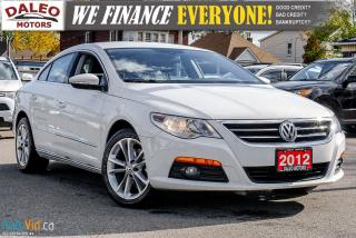 Used 2012 Volkswagen Passat Sportline | LEATHER | BLUETOOTH | HEATED SEATS | for sale in Hamilton, ON