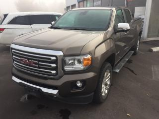 Used 2015 GMC Canyon 4WD SLT for sale in Alliston, ON