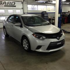 Used 2016 Toyota Corolla LE ECO berline 4 portes CVT for sale in Québec, QC
