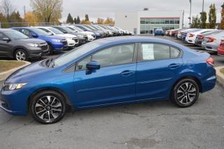 Used 2015 Honda Civic EX ***démarreur inclut*** for sale in Longueuil, QC