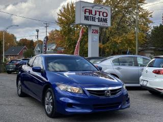 Used 2011 Honda Accord EX-L Navigation Cuir Toit S.chauffant for sale in Repentigny, QC
