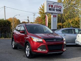 Used 2015 Ford Escape SE 2.0L AWD Navigation Cam.recul for sale in Repentigny, QC