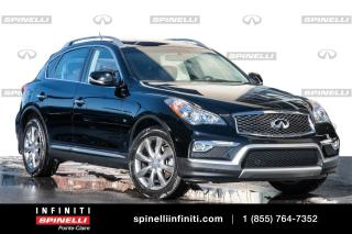 Used 2016 Infiniti QX50 BASE / TOIT / CAMERA / SIEGES CHAUFFANT**** TOIT / CAMERA / SIEGES CHAUFFANT for sale in Montréal, QC