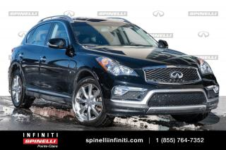 Used 2016 Infiniti QX50 BASE / TOIT / CAMERA / SIEGES CHAUFFANTS BASE / TOIT / CAMERA / SIEGES CHAUFFANTS for sale in Montréal, QC