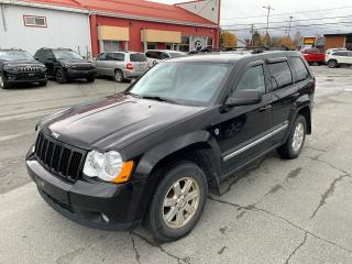 Used 2008 Jeep Grand Cherokee LAREDO DIESEL for sale in Val-D'or, QC