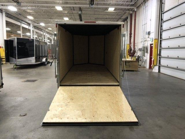 2020 Canadian Trailer Company 7x16 V-Nose Cargo Trailer