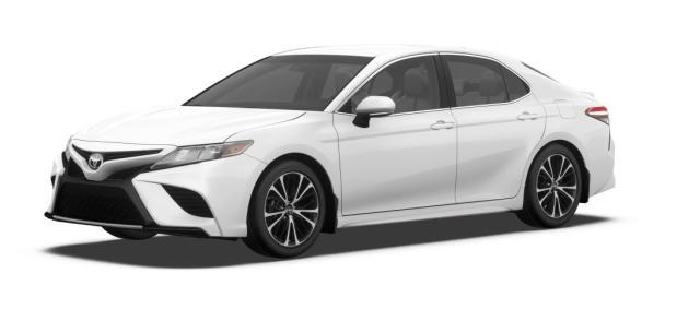 2020 Toyota Camry SE Upgrade