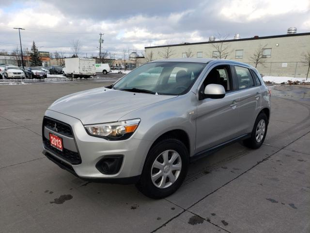 2013 Mitsubishi RVR 4 door, 3/Y warranty available.