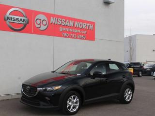 Used 2019 Mazda CX-3 GS/AWD/PUSH START/HEATED SEATS/WHEEL for sale in Edmonton, AB