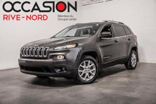 Used 2015 Jeep Cherokee North V6 4x4 SIEGES.CHAUFFANTS+GR.REMORQUAGE for sale in Boisbriand, QC