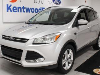 Used 2015 Ford Escape SE FWD ecoboost with heated power seats, power liftgate, keyless entry and a back up cam for sale in Edmonton, AB