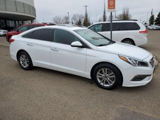 Used 2017 Hyundai Sonata 2.4L GLS; HEATED SEATS, SUNROOF, BLUETOOTH AND MORE for sale in Edmonton, AB