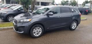 New 2020 Kia Sorento LX+ 2.4L AT; AWD, BLUETOOTH, BACKUP CAM, KEYLESS ENTRY, ALLOY RIMS AND MORE for sale in Edmonton, AB