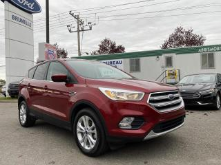 Used 2017 Ford Escape SE for sale in St-Eustache, QC