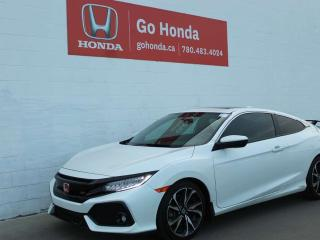 Used 2017 Honda Civic COUPE Si Coupe for sale in Edmonton, AB