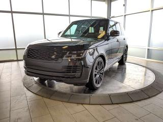 New 2020 Land Rover Range Rover HSE MHEV for sale in Edmonton, AB