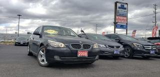 Used 2008 BMW 5 Series 528xi for sale in Brampton, ON