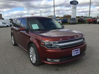Used 2014 Ford Flex Limited | Adaptive Cruise | Panoramic Roof for sale in Harriston, ON