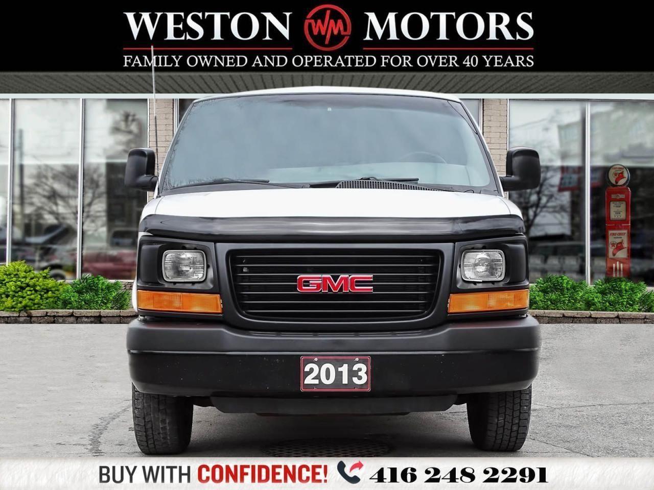 2013 GMC Savana 3500