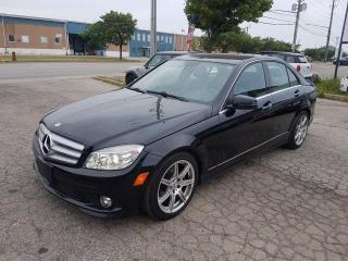Used 2010 Mercedes-Benz C-Class C 250 for sale in Oakville, ON
