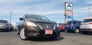 Used 2013 Nissan Sentra S for sale in Brampton, ON
