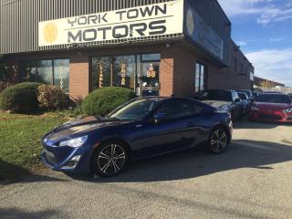 Used 2015 Scion FR-S 6 speed/Sport/Manual for sale in North York, ON