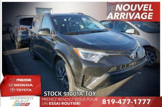Used 2016 Toyota RAV4 INTEGRALE* CAM RECUL* SIÈGES CHAUFFANTS* for sale in Drummondville, QC