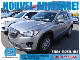 Used 2015 Mazda CX-5 GS|AWD|TOITOUV|SIEGCHAUF|MAG|CAMERA| for sale in Drummondville, QC