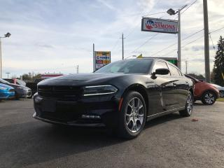 Used 2016 Dodge Charger SXT PLUS AWD for sale in Cobourg, ON