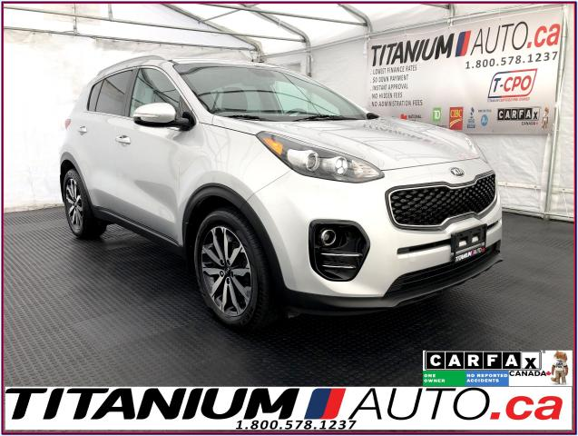 2017 Kia Sportage EX+Camera+Apple Play+Heated Power Seats+Prox. Key+
