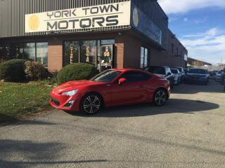 Used 2014 Scion FR-S 6 speed/Sport/Manual for sale in North York, ON