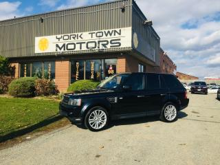 Used 2011 Land Rover Range Rover Sport 4WD/HSE/LUX/Nav/SunRoof/BackCam/H.Seats for sale in North York, ON