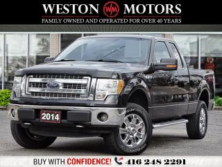Used 2014 Ford F-150 XTR*EXTENDED CAB*4X4*TOOL BOX*REV CAMERA!!* for sale in Toronto, ON