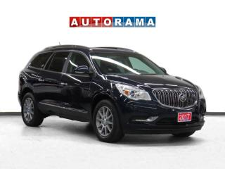 Used 2017 Buick Enclave Premium Nav Leather Pano-Sunroof Backup Cam 7Pass for sale in Toronto, ON