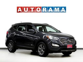 Used 2017 Hyundai Santa Fe Sport Sport 4WD Leather Pano-Sunroof Backup Cam for sale in Toronto, ON