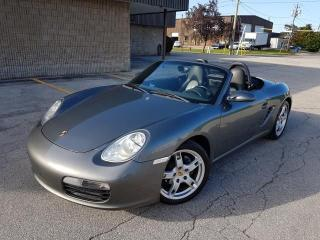 Used 2007 Porsche Boxster for sale in Oakville, ON