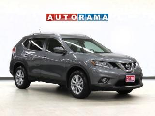 Used 2016 Nissan Rogue SV 4WD Navigation Sunroof Backup Cam for sale in Toronto, ON