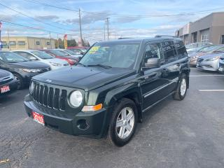 Used 2010 Jeep Patriot SPORT for sale in Hamilton, ON