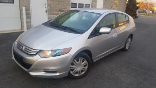 Used 2010 Honda Insight LX for sale in Oakville, ON