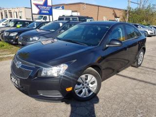 Used 2014 Chevrolet Cruze 1LT for sale in Oakville, ON