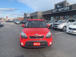 Used 2012 Kia Soul for sale in Hamilton, ON