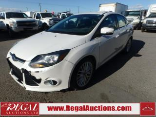 Used 2013 Ford FOCUS TITANIUM 4D SEDAN 2.0L for sale in Calgary, AB