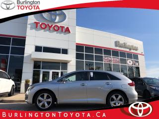 Used 2016 Toyota Venza for sale in Burlington, ON