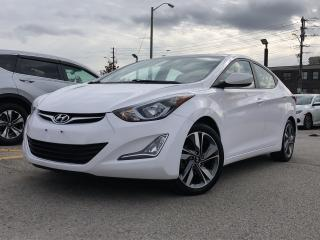 Used 2015 Hyundai Elantra GLS, new pads and rotors front/rear for sale in Toronto, ON