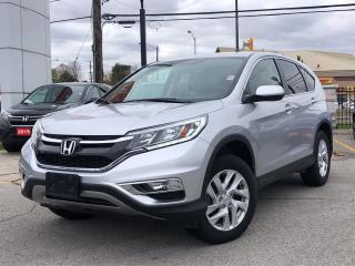 Used 2016 Honda CR-V SE, only 51,000 km for sale in Toronto, ON
