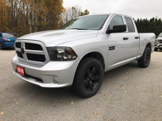 Used 2018 RAM 1500 Express for sale in Owen Sound, ON