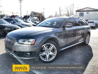 Used 2014 Audi A4 Allroad 2.0 Progressiv LEATHER  PANO ROOF  NAVI  HEATED SE for sale in Ottawa, ON
